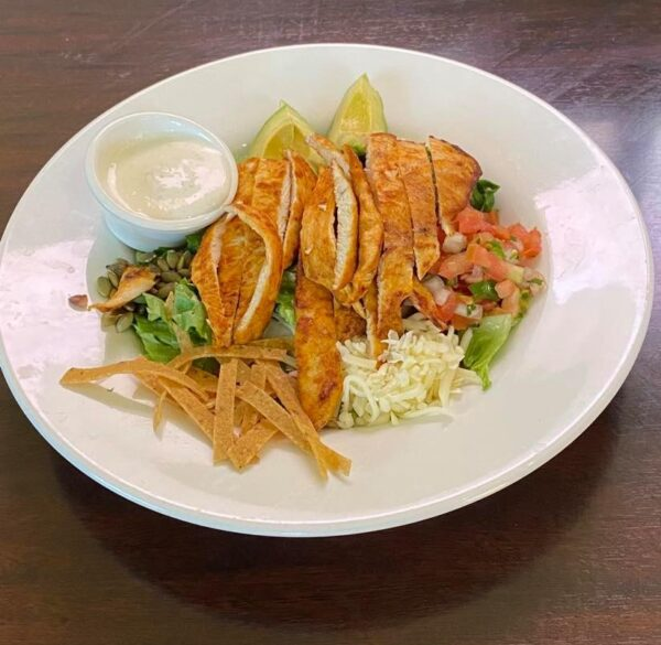 Chicken Taco Salad2
