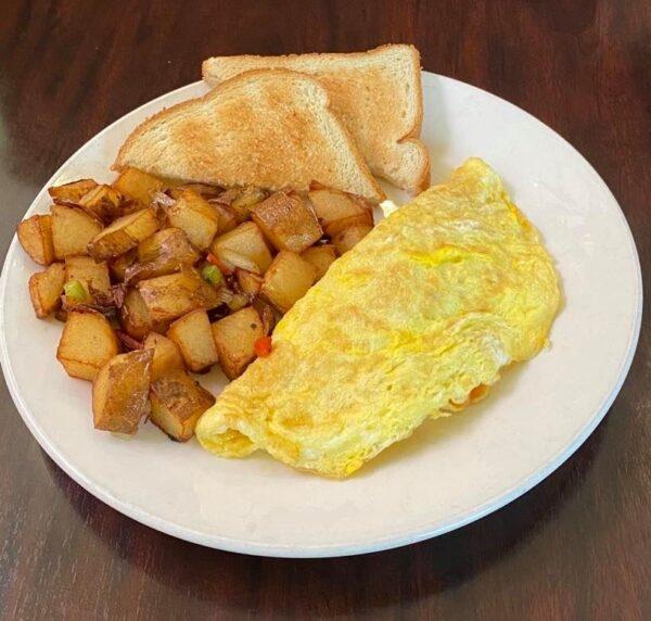 Omelette sin palta1