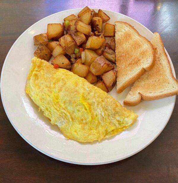 Omelette sin palta2